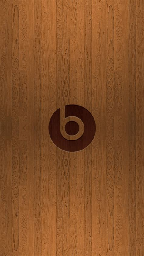 wood logos beats wallpaper