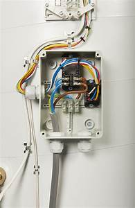 30 Amp Control Box Used With Electric Combi Boiler Buy Online