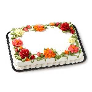 personalized gifts for wedding shop bakery floral cakes 2 flower bouquet floral cake