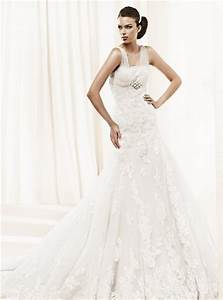 strappy lace wedding dress images With strappy wedding dress