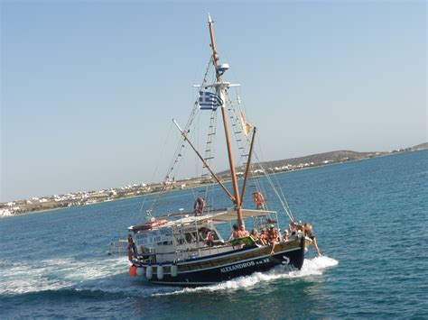 Party Boat Greece by Greek Islands Captain Ben S Boat Another Bag More Travel