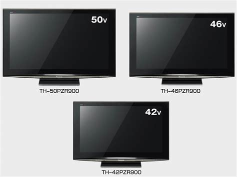 Panasonic Japan To Introduce Plasma Tvs With Built-in 1 Tb