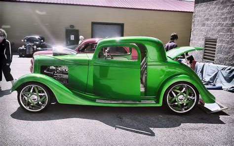 niche marques hot rod rods retro custom tuning wallpaper
