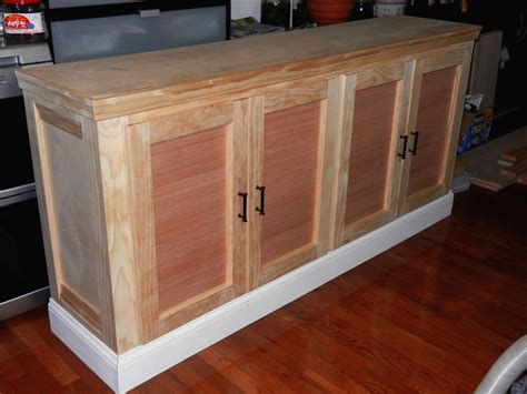 How To Make A Sideboard by White Shanty Sideboard And Hutch Build Diy