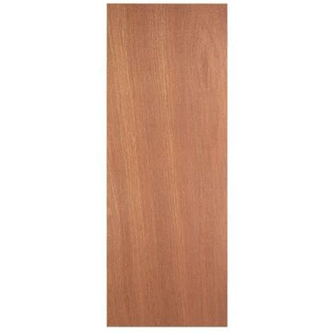 door skins home depot masonite 36 in x 84 in smooth flush hardwood solid
