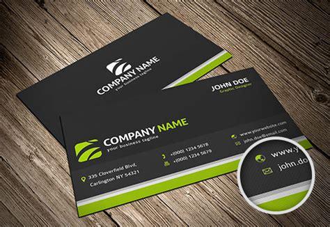 freebie release  business card templates psd hongkiat