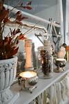 vintage thanksgiving decorations Thanksgiving Mantel - Fox Hollow Cottage