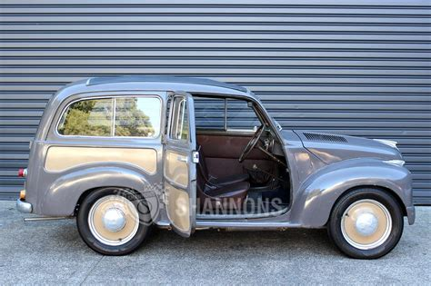 Sold Fiat 500 Topolino Belvedere Wagon Auctions Lot 8