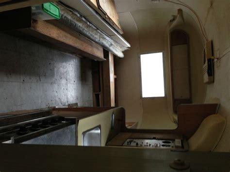 appliances  interior   airstream globetrotter