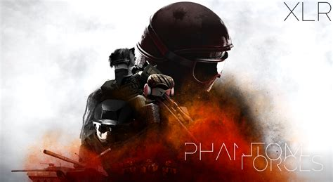 Cool Logo Backgrounds Hd Phantom Forces By Exelar Xlr On Deviantart