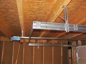 Montage Porte De Garage : notice de montage porte de garage sectionnelle motoris e ~ Dailycaller-alerts.com Idées de Décoration