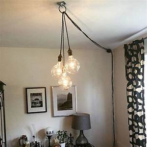Overhead Lighting Without Wiring