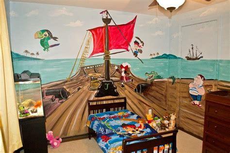 Kinderzimmer Junge Malern by Piratenschiff An Der Wand Im Kinderzimmer Malen Selber