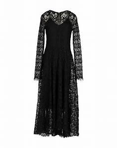 Brigitte bardot Long Dress in Black | Lyst