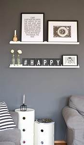 Grau Blaue Wand : graublaue wnde wohndesign ~ Watch28wear.com Haus und Dekorationen