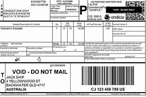 5 tips to make sure your international shipping label With international shipping label template