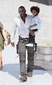 "Idris Elba on the Set of ""The Dark Tower""   Tom + Lorenzo"