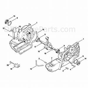 Stihl Ts 350 Disc Cutter  Ts350  Parts Diagram  A