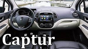 2018 Renault Captur INTERIOR YouTube
