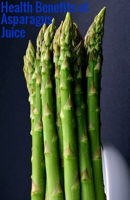 asparagus juice benefits health juicing aspargus learn recipes