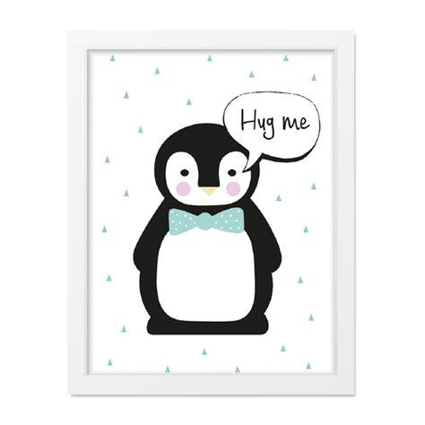 Ikea Kinderzimmer Poster by Poster Kinderzimmer Pinguin F 252 R Dein Kinderzimmer Mintkind