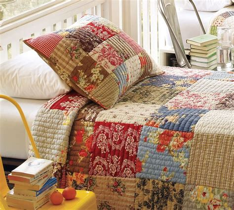 Pottery Barn Coverlets by Purth Stitch Knit Witch Pottery Barn Quilts