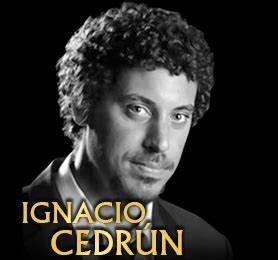 BOLICHE PULPERIA: NACHO CEDRUN, CANTOR COMPOSITOR