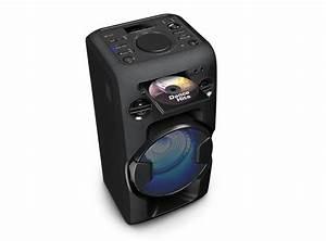 Minicomponente Sony Mhc-v11 Negro