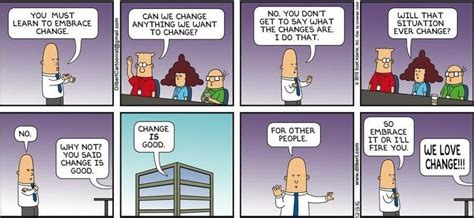 top  change management comic strips cartoons comics