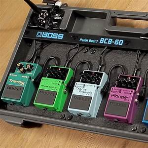 How To Set Up A Pedalboard For Your Guitar Effects