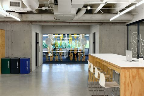 startup offices by shed architecture design