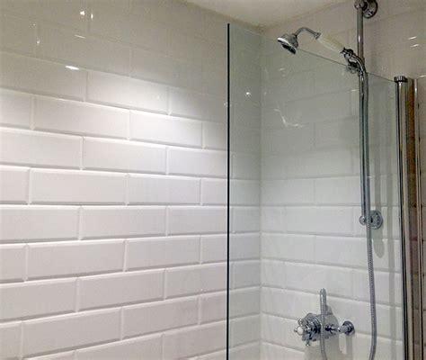 25 Popular White Brick Effect Bathroom Tiles  Eyagcicom