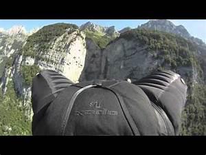 Uomo volante,come funziona la wingsuit o tuta alare? Jeb ...