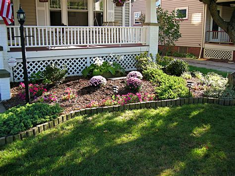 surprising  cool idea  small front yard landscaping themes company design concepts