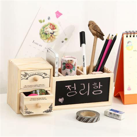desk pencil organizer wood wooden desk organizer desktop organizer pen