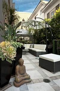 terrasse zen astuces et conseils d39amenagement With idee terrasse exterieure contemporaine 10 jardin contemporain conseils damenagement idee deco