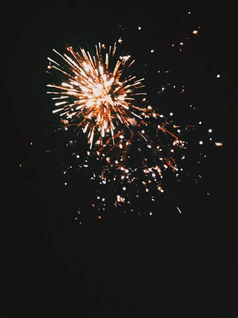 orange fireworks pictures   images  facebook
