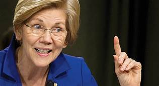Class warrior Elizabeth Warren still worth millions, latest financial filings show…