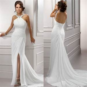 7 backless wedding dresses in different styles 2014 7 With different wedding dress styles