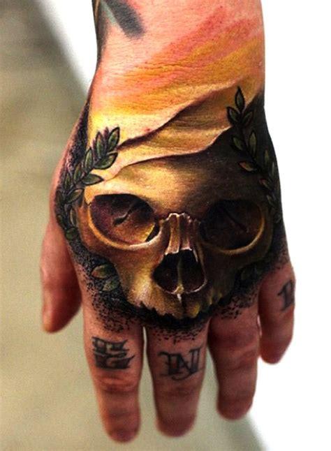 skull hand tattoos designs ideas  meaning tattoos