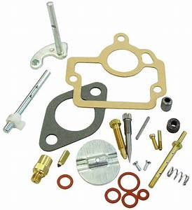 Complete Carburetor Repair Kit  Ih Carb
