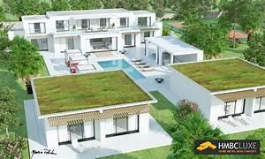 Villa isis HMBC luxe : Constructeur de maisons de luxe