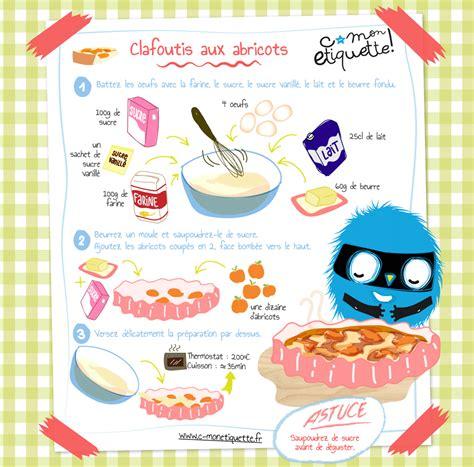 recette cuisines recette clafoutis aux abricots patisserie cuisine and