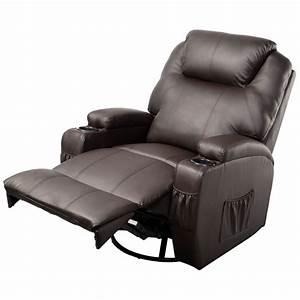 Recliner Sofa Chair Catner Deluxe Magnum Heat Mage Rocker