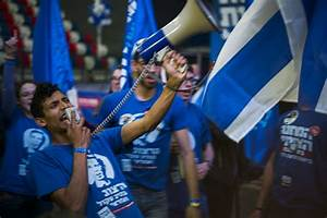 Netanyahu's Likud Party and supporters celebrates stunning ...