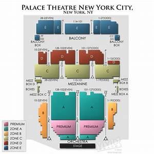 Vivid Seats Seating Chart Palace Theatre New York Seating Chart Vivid Seats