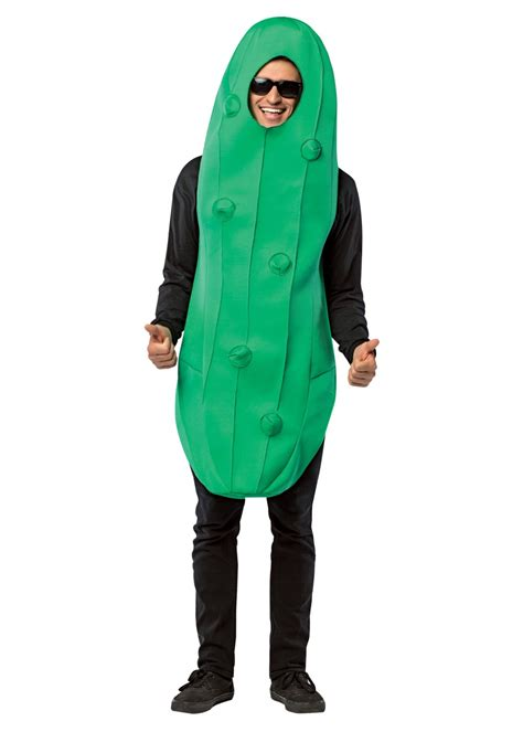 Pickle Costume - Food Costumes