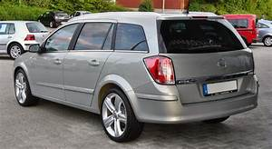 2008 Opel Astra H Caravan  U2013 Pictures  Information And