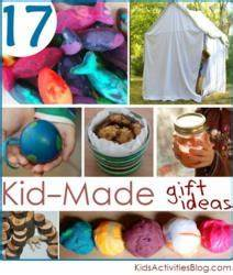 Homemade Christmas Gifts Kids Can Make Is The Latest Trend