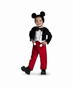 Mickey Mouse Child Disney Costume - Boy Disney Costumes